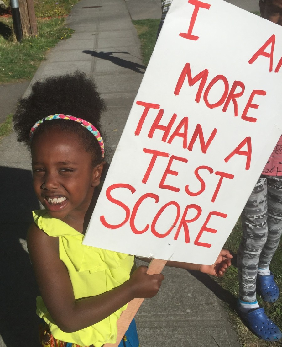 Standardized Testing Battle in Seattle: Union votes for a complete