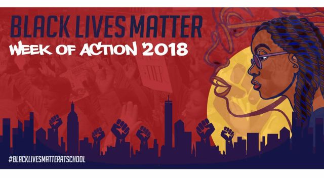 Image result for Black Lives Matter At School